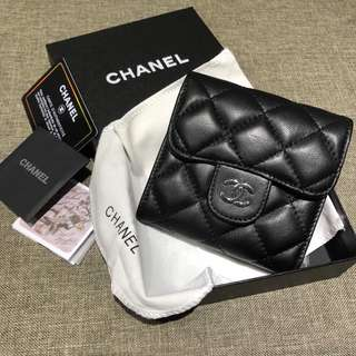 chanel wallet premium gred full leather