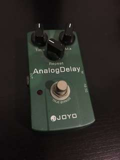 JOYO Analog Delay Pedal