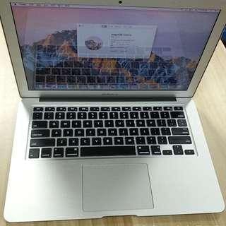 Macbook Air 13.3-inch i7 8G 256G 2013