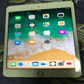 Mini Ipad 4 16GB + Cellular