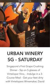 Urban Winery SG