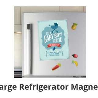 Magnetic Sheet Large (Customize)