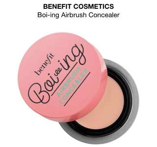 Benefit Boi-ing Airbrush Concealer Deluxe size