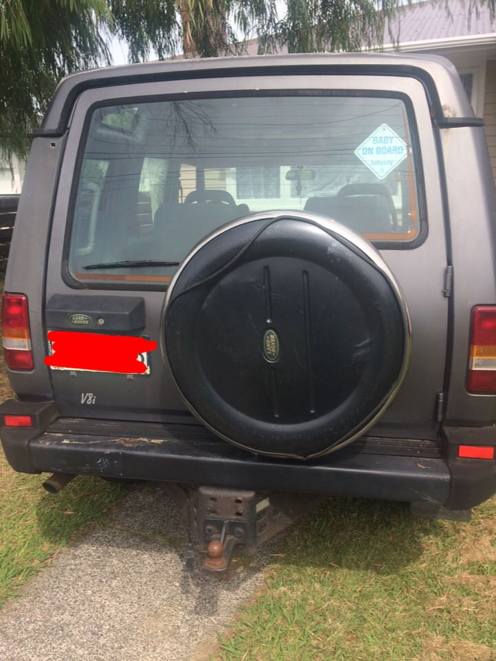 1993 LAND ROVER DISCOVERY