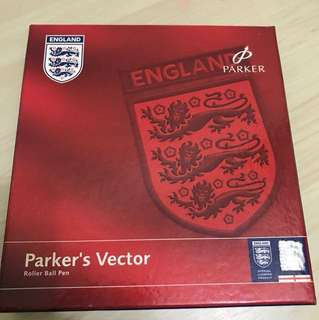 PARKER crossover England made in USA圓珠筆