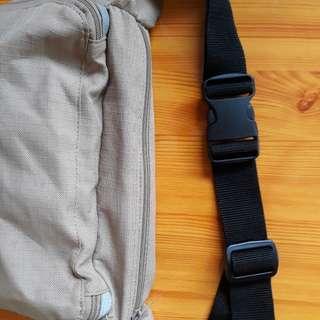 2 in 1 backpack na belt bag pa (interchangeable)