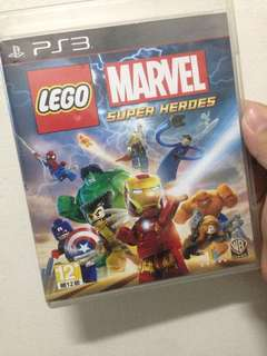 Ps3 Game (LEGO MARVEL)