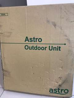 ASTRO NJOI Dish - Outdoor Unit