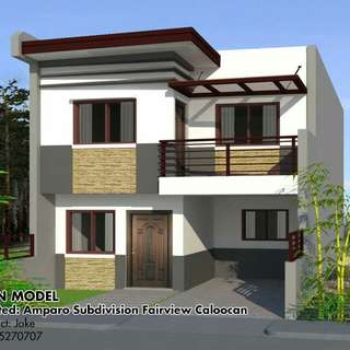 pre selling house and lot for sale in amparo caloocan city