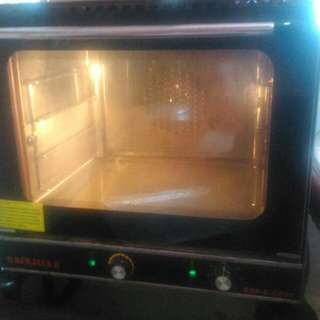 Berjaya Convection Oven without Steamer