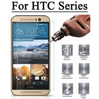 """HTC 10 M10 5.2""""  9H Tempered Glass Screen Protector"""