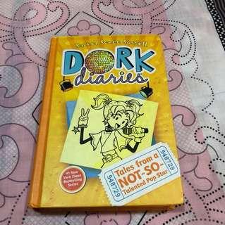 Dork diaries book 3