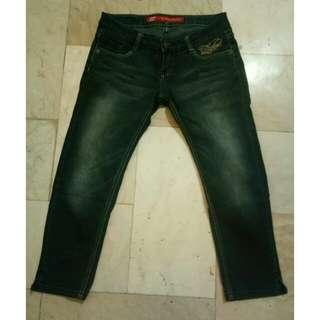Dickies short jeans low waist