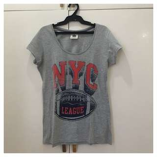 Cotton on: NYC Casual shirt