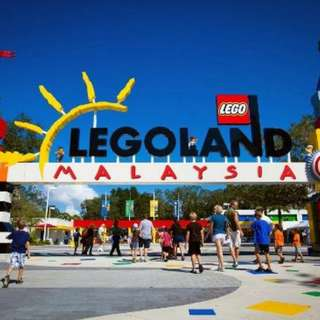Legoland Ticket Combo for 2day