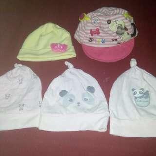 Hat and bonet bundle