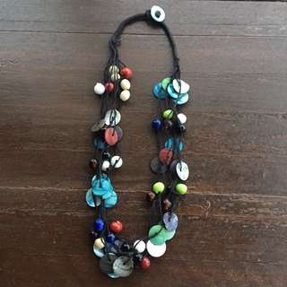 Assorted Color Necklace