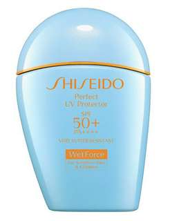 Shiseido perfect uv protector spf 50pa++++