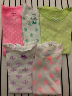 Carters Onesies Assorted
