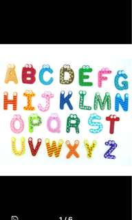 Educational Toys-Alphabet magnets