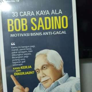 Bob Sadino Books
