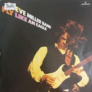 Steve miller vinyl record