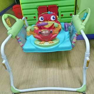 Fisher Price steady walker and jumperoo