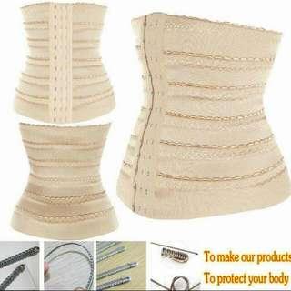 Shaperwear tummy corset