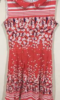 Pd and Co floral dress