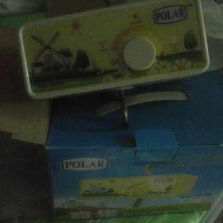 Polar auto bouncer