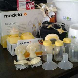 medela freetyle breast pump