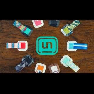 UNGRIP HOLDER FOR SMARTPHONES