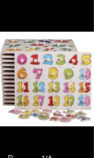 BNIB kids puzzle set
