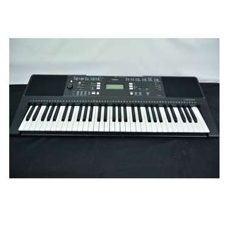 YAMAHA PSR-E343 61鍵電子琴*現金收購 樂器買賣 二手樂器吉他 鼓 貝斯 電子琴 音箱 吉他收購
