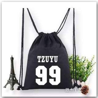 Twice 成員索繩袋
