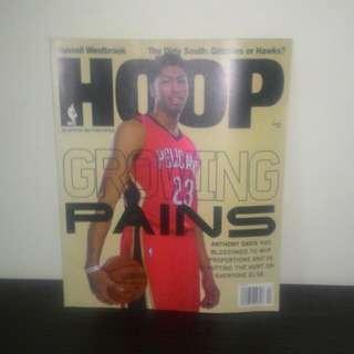 BASKETBALL Magazine (NBA Hoop March/April 2015)