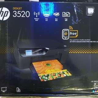 Printer copy scanner