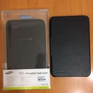 samsung Galaxy Tab 皮套 x 2 + 充電底座