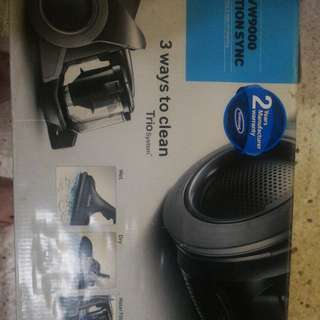 Samsung vw9000 motion sync vacuum cleaner