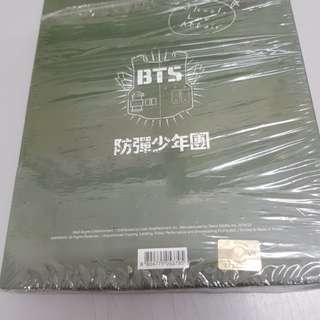 Bts photo book skool luv affair