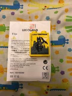Legoland discover centre lego batman duplo brick