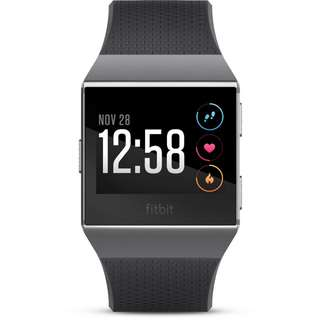 Fitbit ionic. Available in blue grey and charcoal grey color. brand new in box sealed. Local set. Warranty not included.