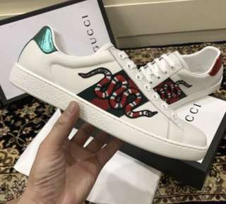 Gucci Sneakers Snake