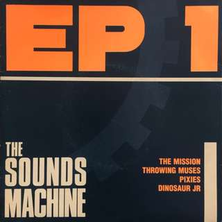 "Various The Sounds Machine EP 1 7"" record vinyl"