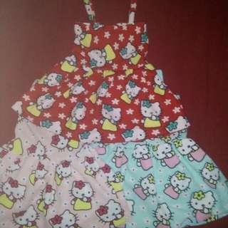 Hello kitty dress bundle
