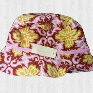 REVERSIBLE PRINTED BUCKET HAT
