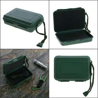 (REPRICED) Travel Hard Box Waterproof/Dustproof Organizer