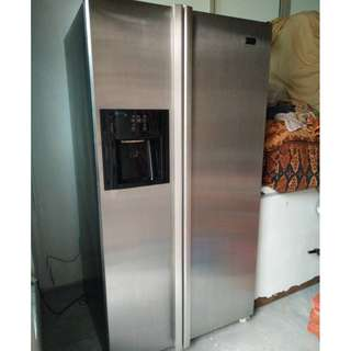 Dual Door Fridge