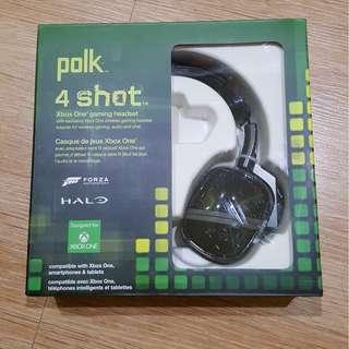 polk halo wireless gaming headset