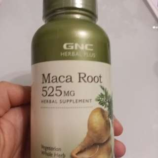GNC Maca Root 525MG